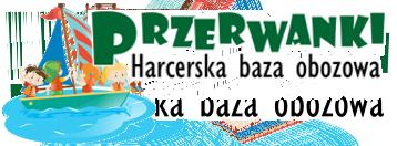 Przerwanki - Stanica Cyranka - Harcerska baza obozowa na Mazurach.